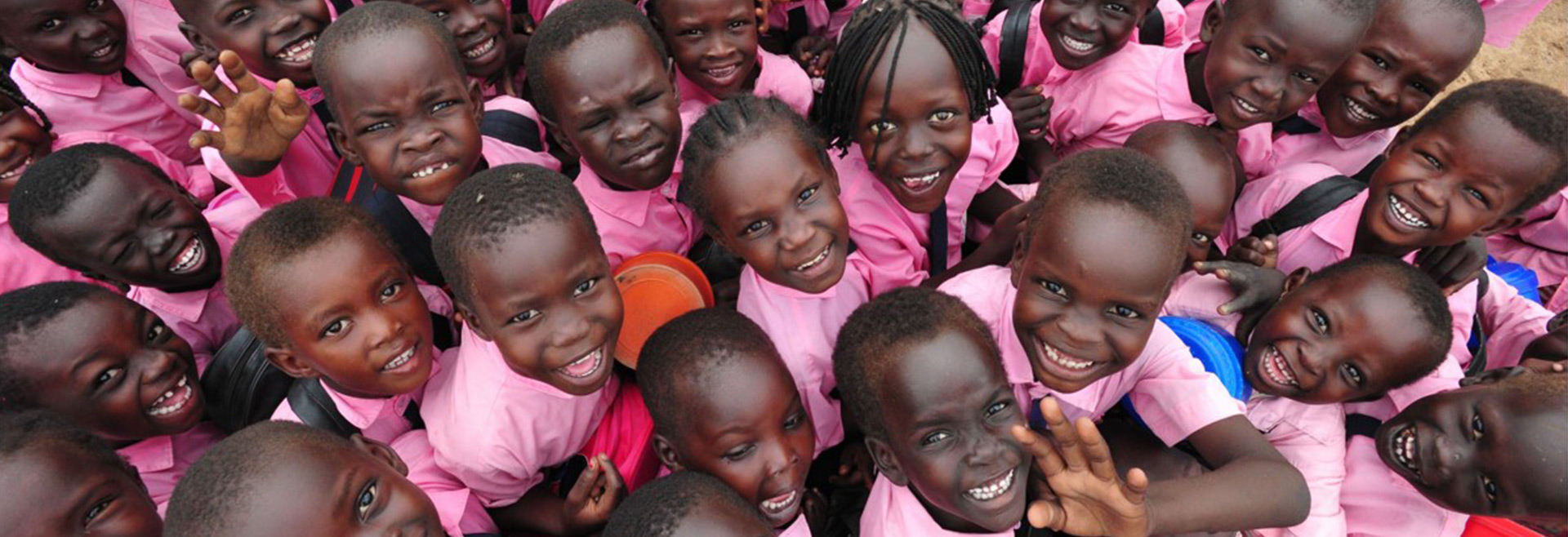 MealEspoirs - Banner - Fun Facts for Kids - Image of Sudanese Children